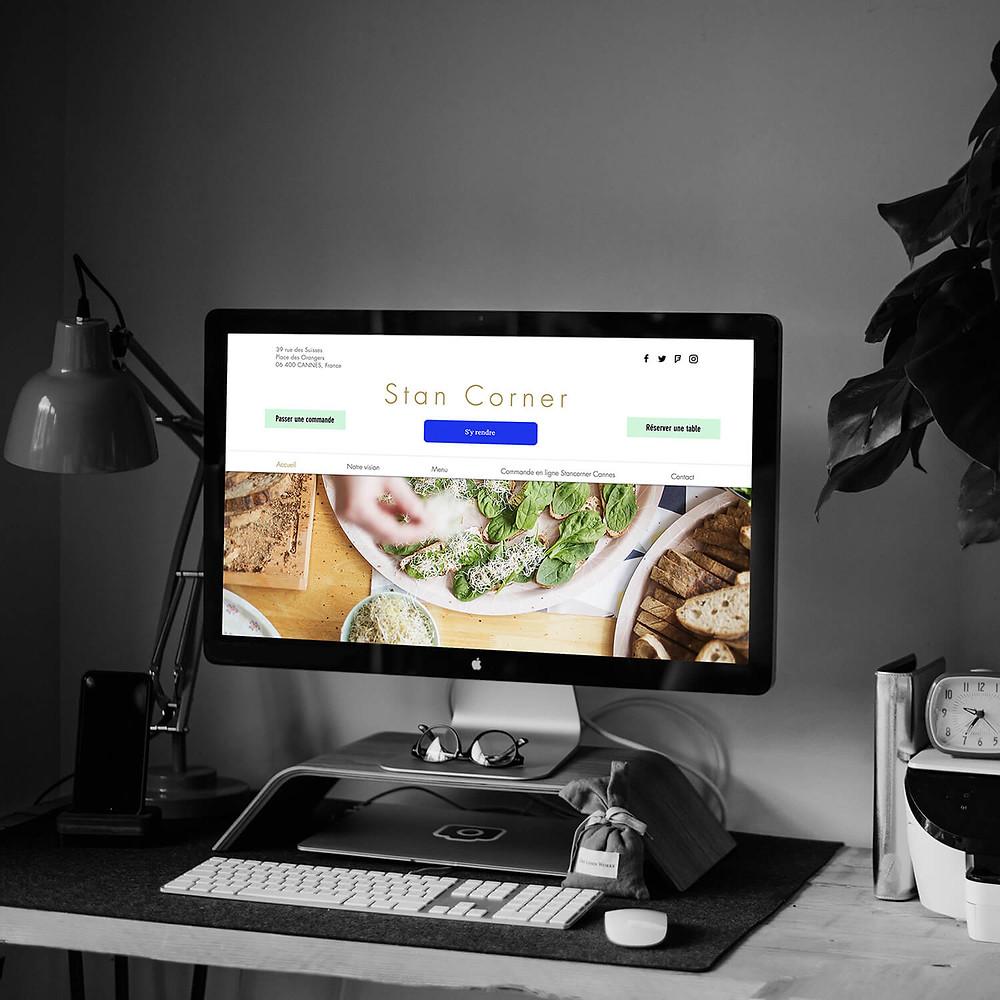 Conseils et Consulting Web pour Stan Corner | Lacky Agence Web