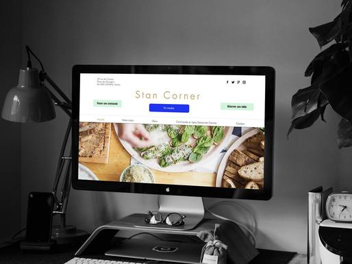 Conseils et Consulting Web pour Stan Corner