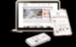 création interne web mariage par lacky agence web marseille