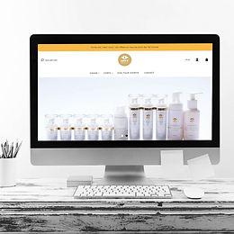 GMT Beauty - Création de site web