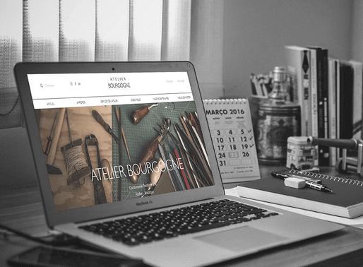 Création du site Atelier Bourgogne