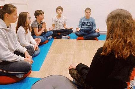 Programme de méditation pour les enfants