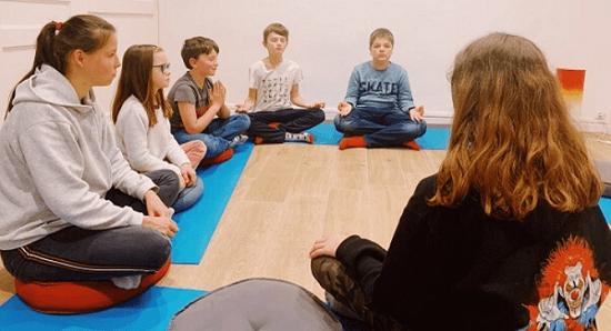Programme de méditation pour les enfants | Centre de Méditation Intégrative - Méditation Lyon - Psychologue Lyon - Gestion du stress