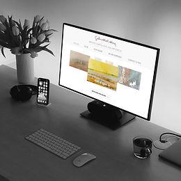 Gabrielle Bellocq - Création de site web