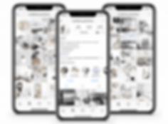 création site web influenceur par Lacky agence web Marseille