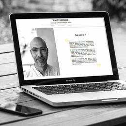Walid Hamdana - Création de site web