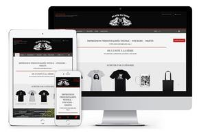 création de site web e-commerce par Lacky à Marseille