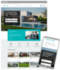 Création site web immobilier