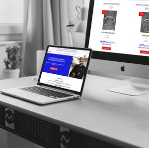 Refonte du site FMP8 par Lacky agence web
