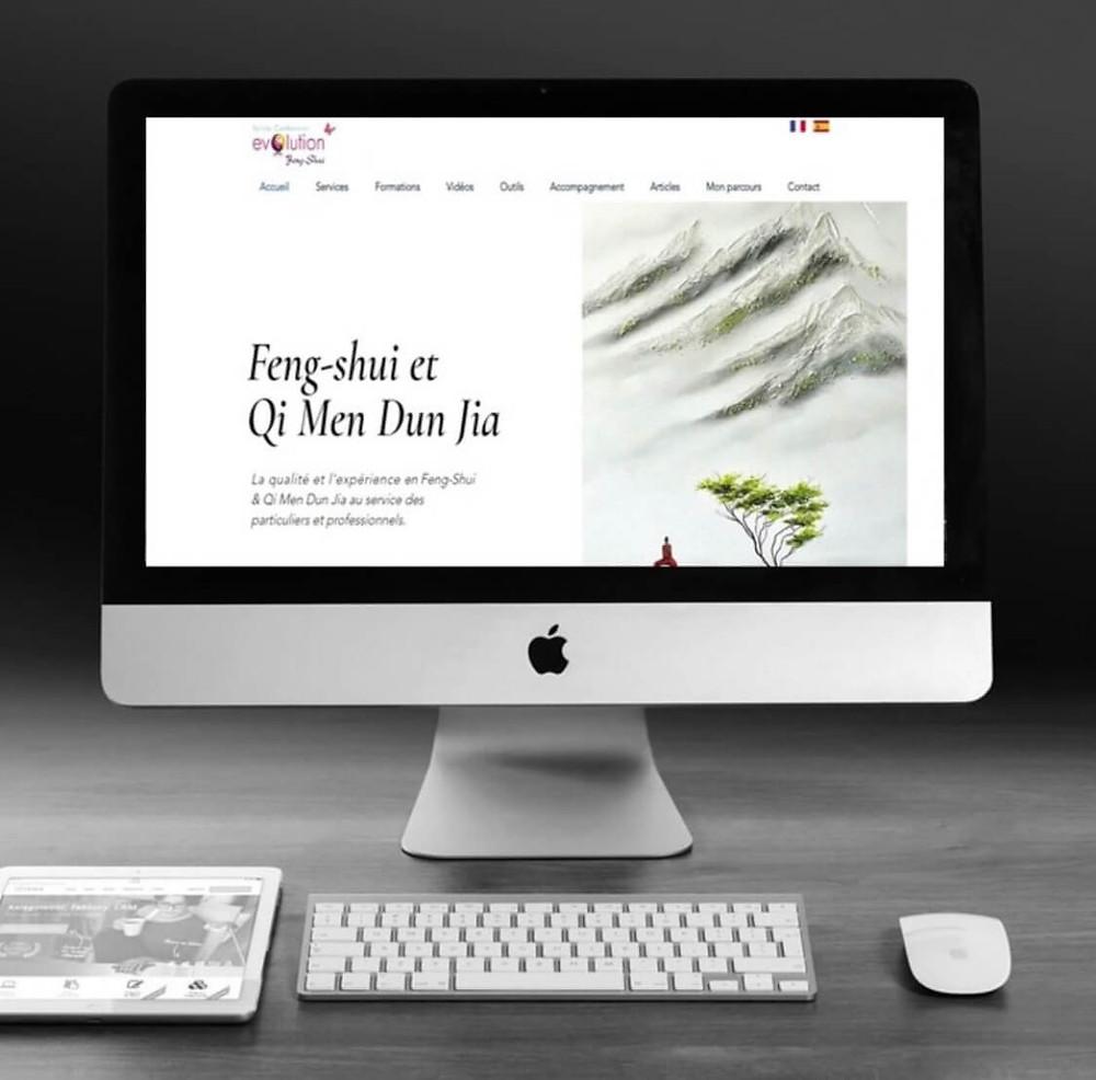 Référencement Qimendunjia | Lacky Agence Web