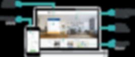 Création site web immobilier Marseille Lacky Agence Web
