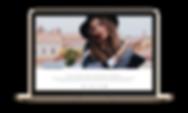 création site web internet influenceur par Lacky agence web Marseille