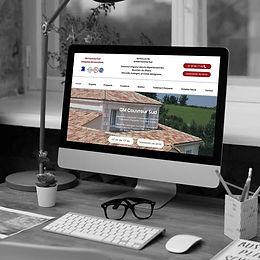 GM Couvreur Sud - Création de site web