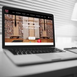 Wunder Barre - Création de site web