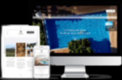 siteweb hotel lacky