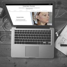 Laurence Gasior - Refonte de site web