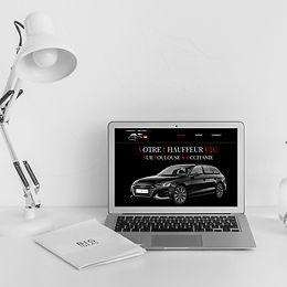 Horizon Garonne VTC - Création de site web