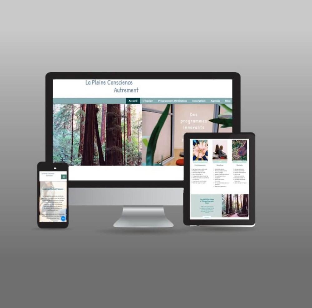 Référencement Méditation Lyon | Lacky Agence Web