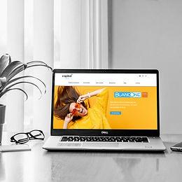 Capital Santé - Refonte de site web