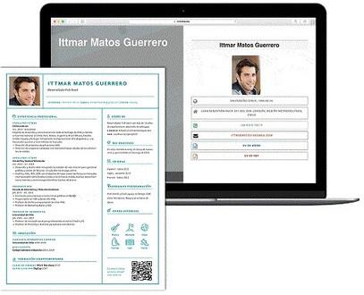 creation site net cv par lacky agence web marseille