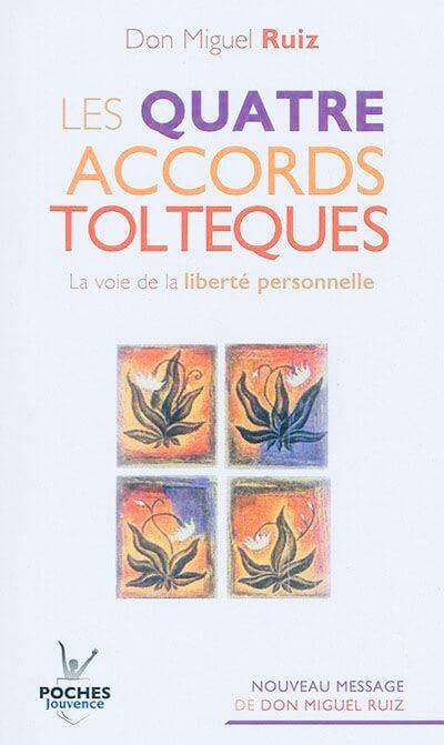 Découvrez l'ouvrage Don Miguel Ruiz | Centre de Méditation Intégrative - Méditation Lyon - Psychologue Lyon - Gestion du stress