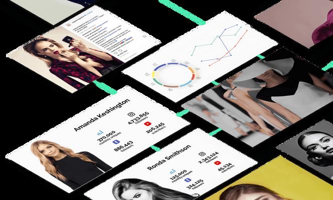 création de sites pour influenceurs lacky