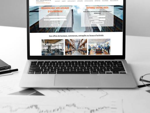 Création d'une campagne Google Ads pour BLC Immobilier