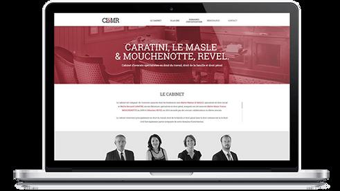 Création site web avocat Marseille