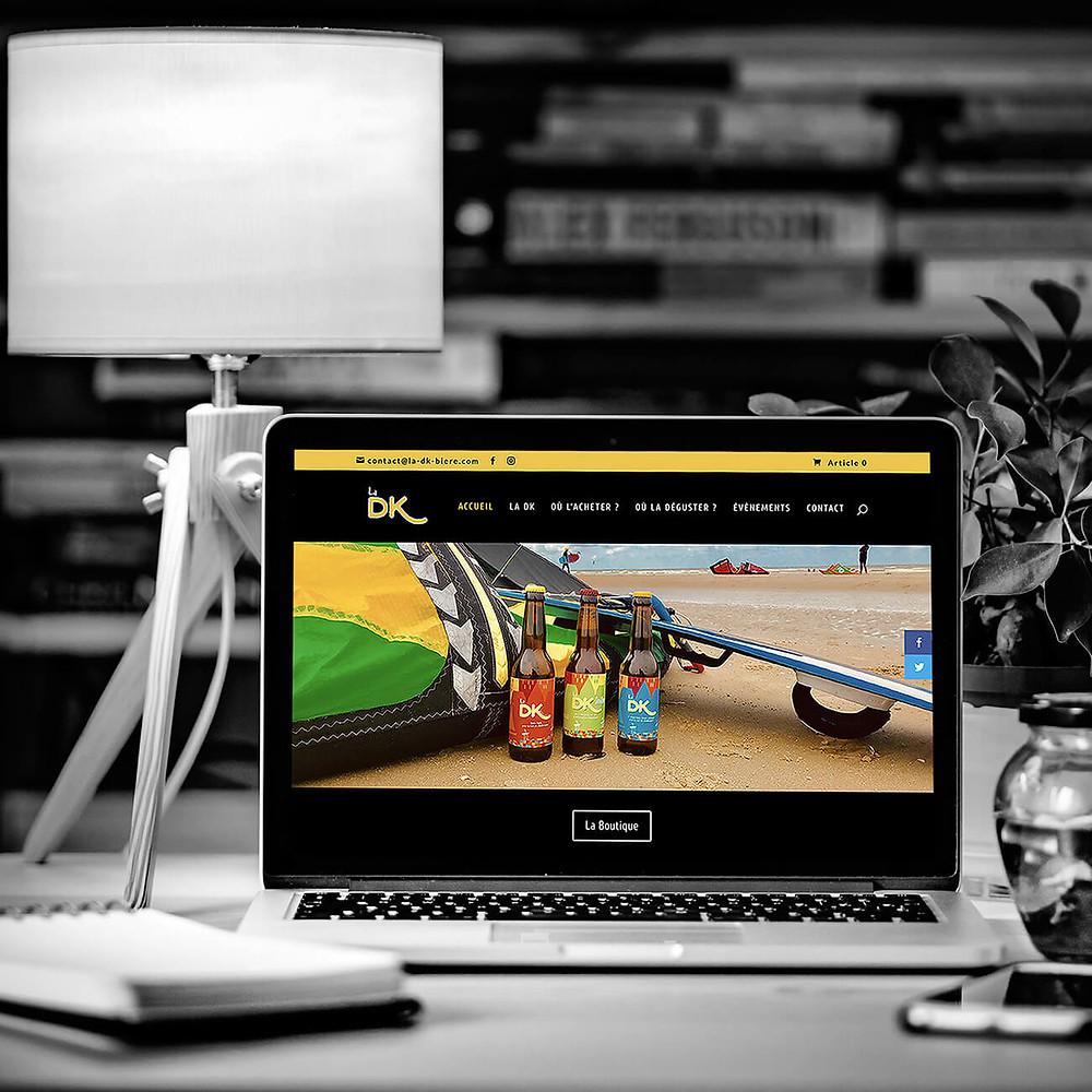 Conseils et Consulting Web pour LADKBIERE | Lacky Agence Web