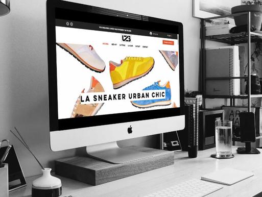 Lacky Agence Web : Refonte du site UZS