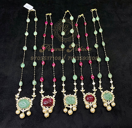 Black Beads Collection