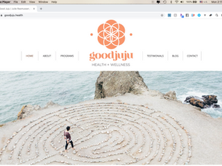 Good Juju Website