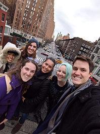 Becktt Arold in NYC