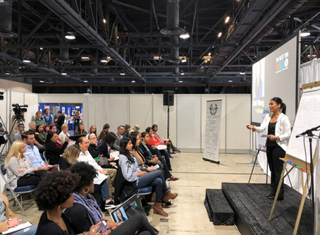 Didi Speaking at the Best You Expo