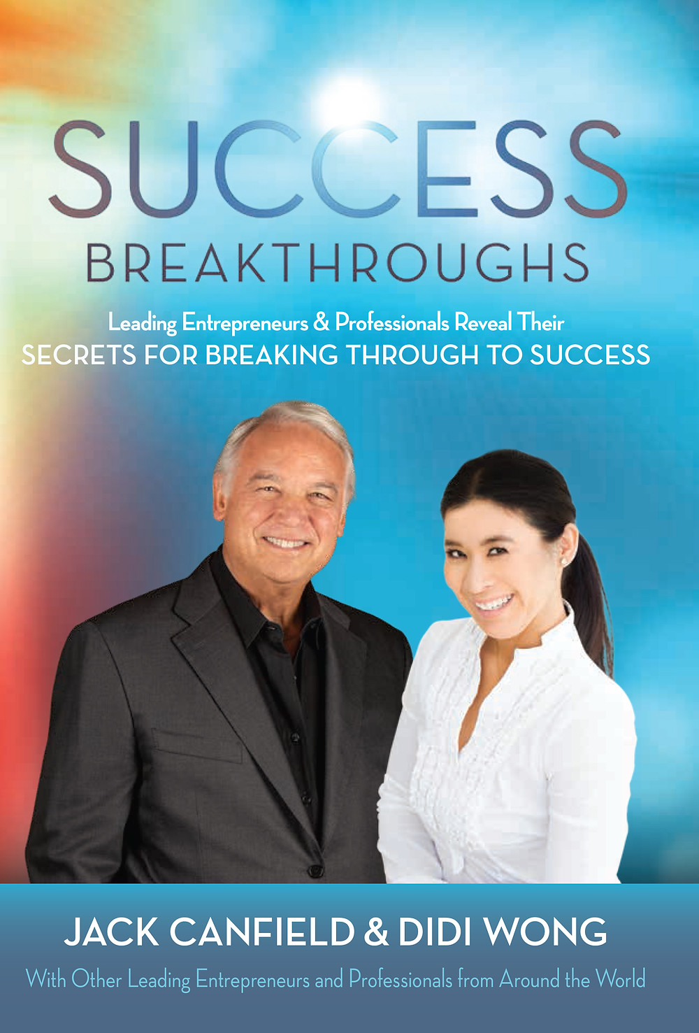 Success Breakthroughs by Jack Canfield & Didi Wong (cover)