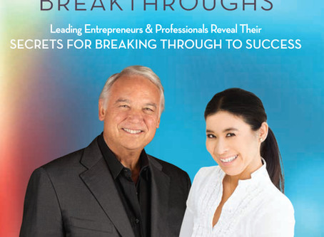 Success Breakthroughs by Jack Canfield & Didi Wong now available!