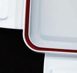 Aroma Premium No-ring Seal technology
