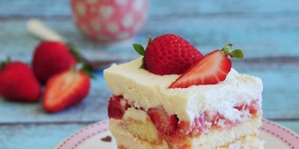 Kids Summer Cook Club - 'Gnocchi & Strawberry Tiramisu '           For 7-11 year olds