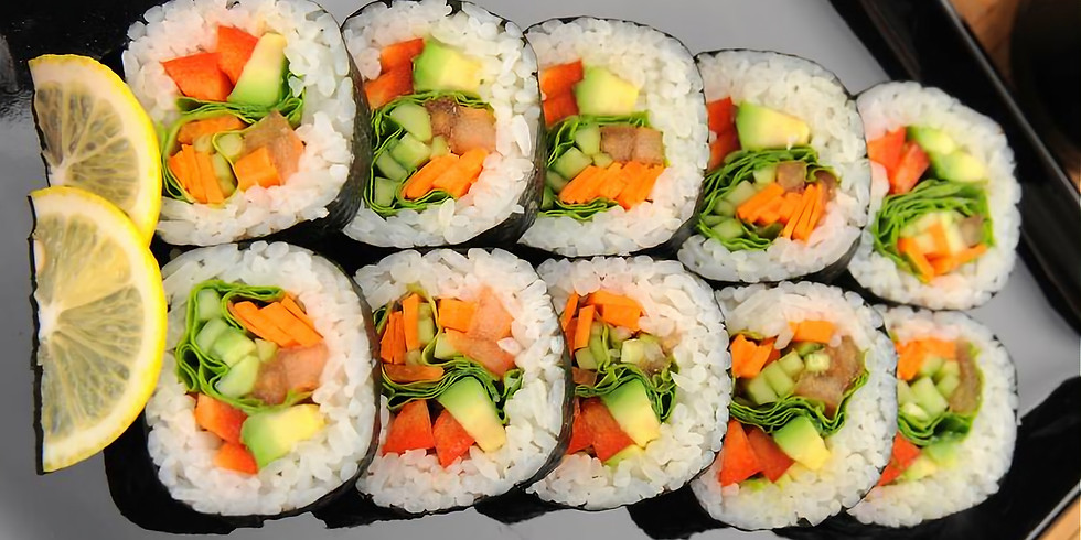 * CANCELLED - JACK'S SUSHI PARTY (invitation only)
