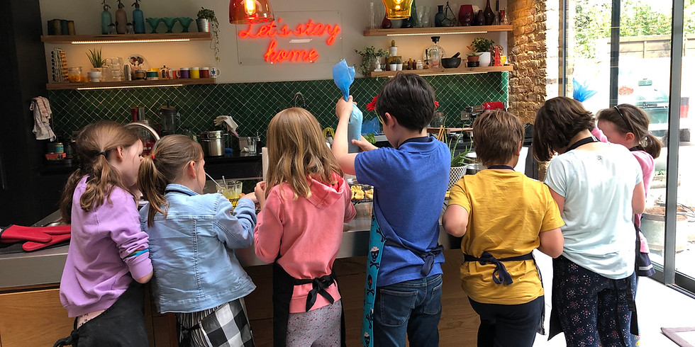 PRIVATE SESSION - Tia's Easter Cooking Club