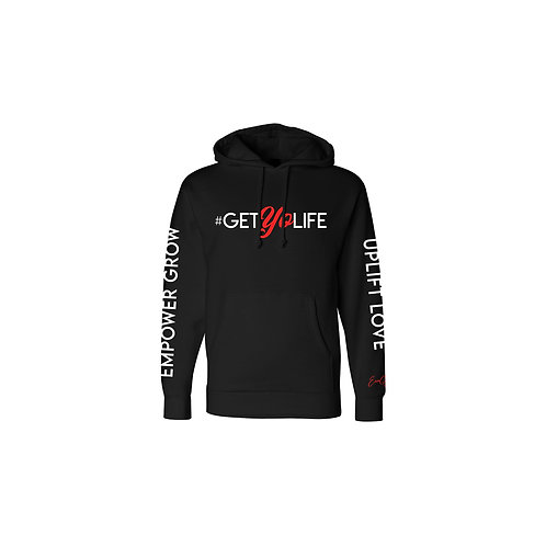 #GetYoLife Hoodie