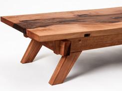Tea table-detail