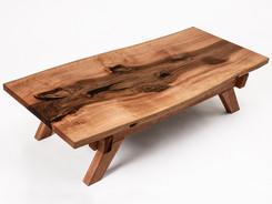 Walnut tea table