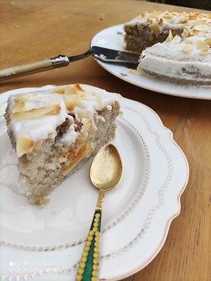 עוגת קוקוס רכה ונפלאה