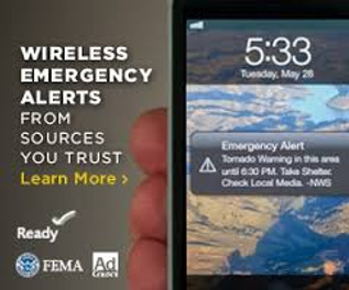 Top 5 Ways to Get Severe Weather Warnings