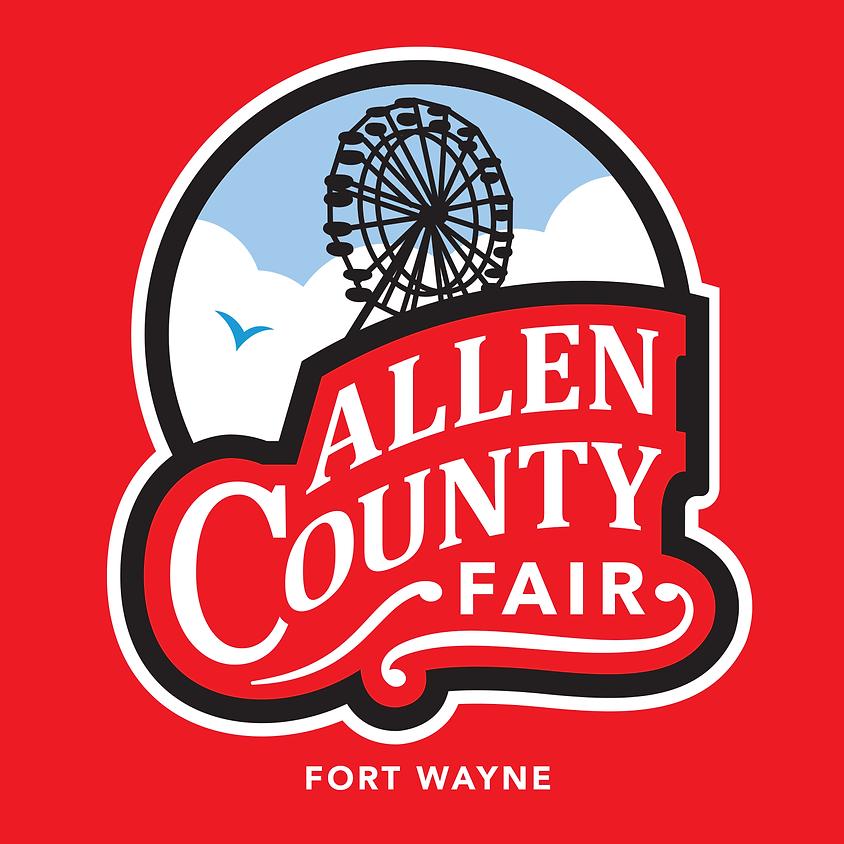 Allen County Fair Food Drive