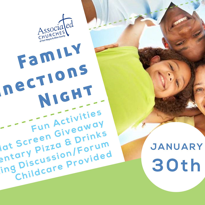 Family Connections Night