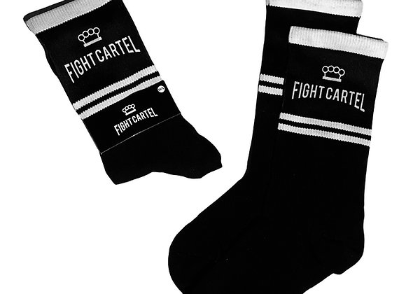 Fight Cartel performance crew sock