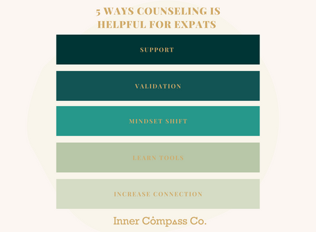 5 ways counseling is helpful for expats
