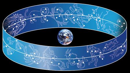 Constelaciones y zodíaco